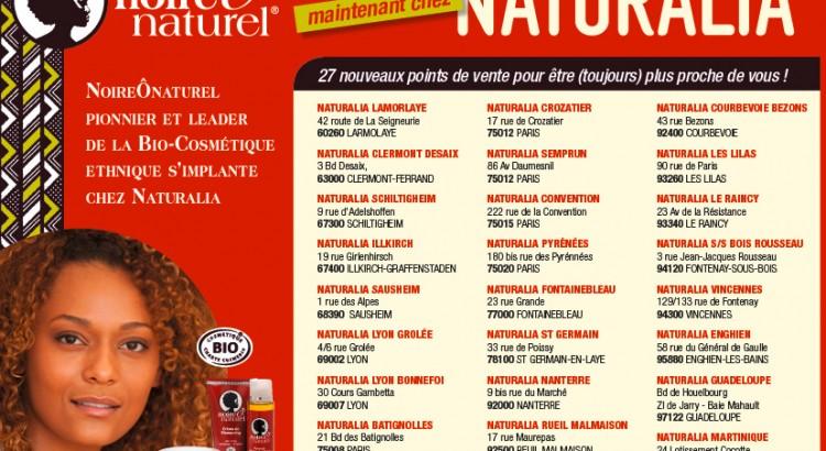 NOUVEAU : retrouvez désormais la gamme capillaire chez Naturalia !